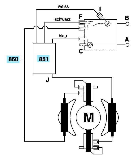 Schema conexiuni intrerupator
