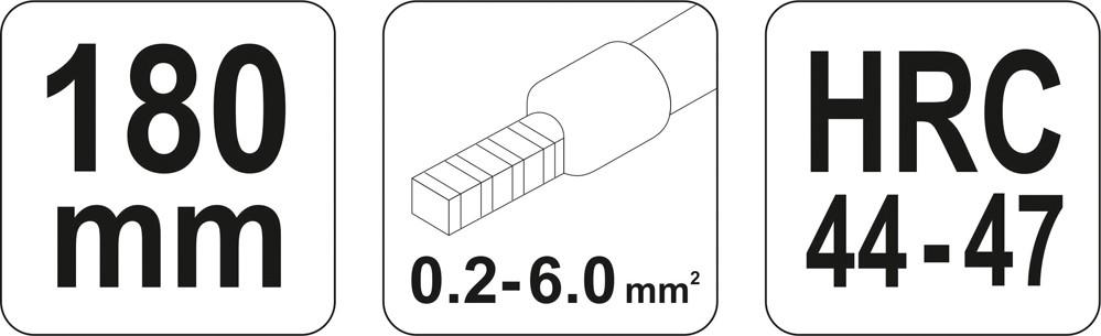 Cleste sertizat pini